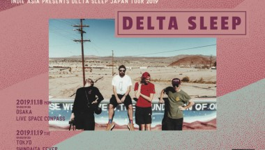 Delta Sleep Asia Tour 2019