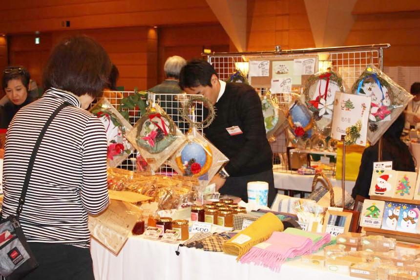 ILBS Christmas Charity Fair