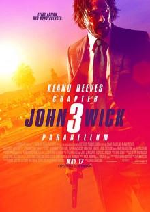 John Wick- Chapter 3 – Parabellum