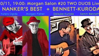 Morgan Salon #20 Nanker's Best X Bennett-Kuroda