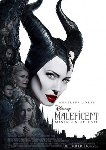 Maleficent- Mistress of Evil movie poster