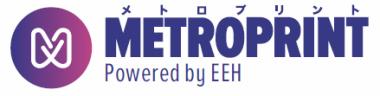 MetroPrint logo