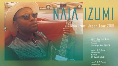 Naia Izumi 2019