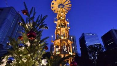 Shiba Park Christmas Market