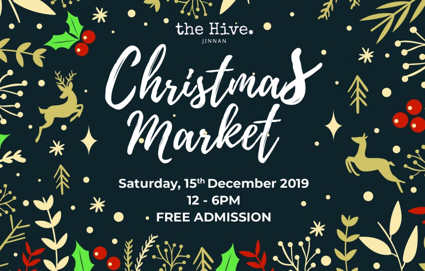 The Hive Christmas Market