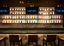 EXBAR Ginza dining Ginza gourmet pub bar games entertainment, DJ, music