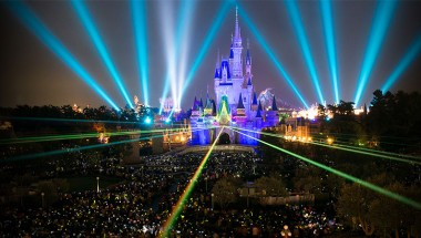 New Year's at Disneyland