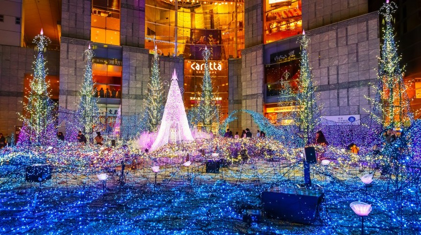 How To Spend Christmas and New Year's Eve in Tokyo