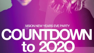 VISION NEW YEAR PARTY COUNTDOWN to 2020