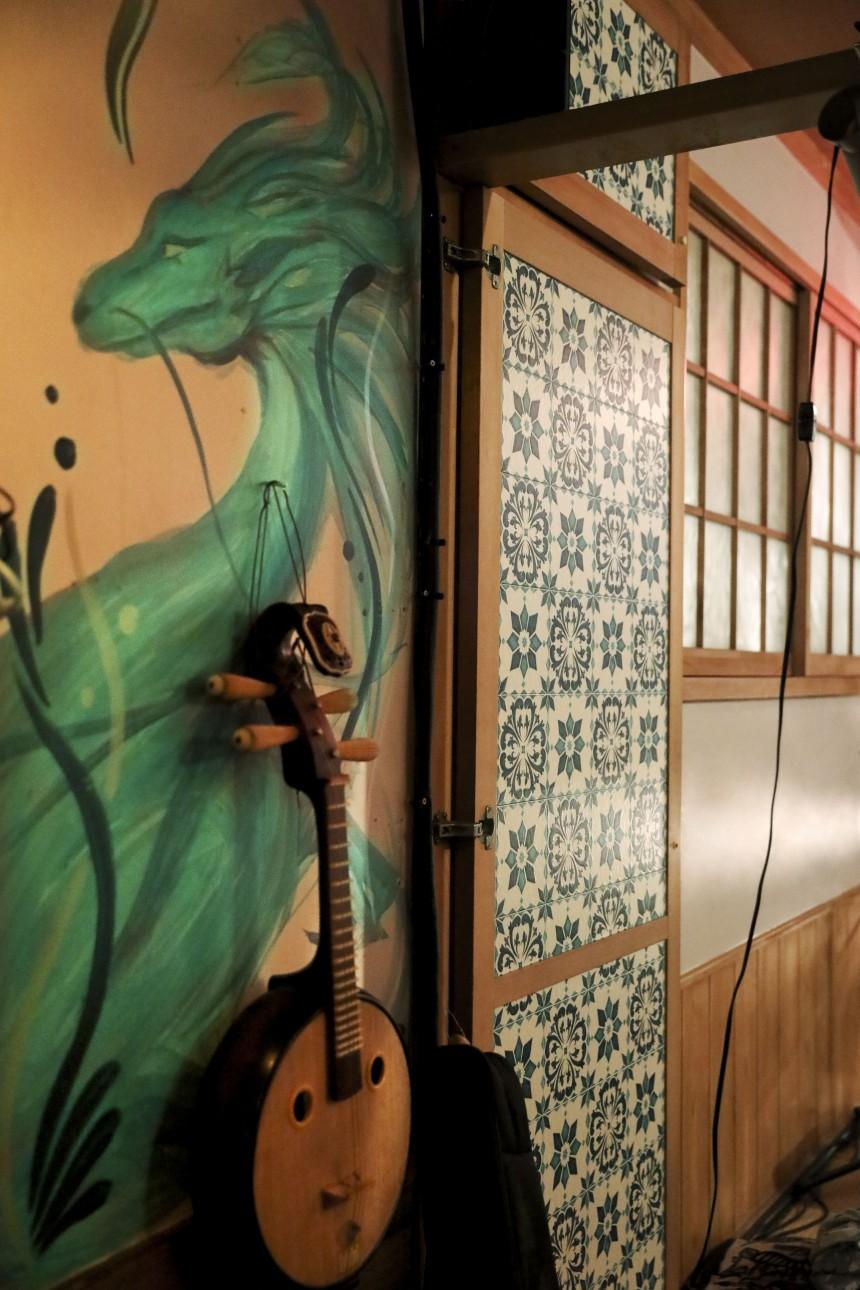 cafe cheshmeh indie music underground inclusive tokyo