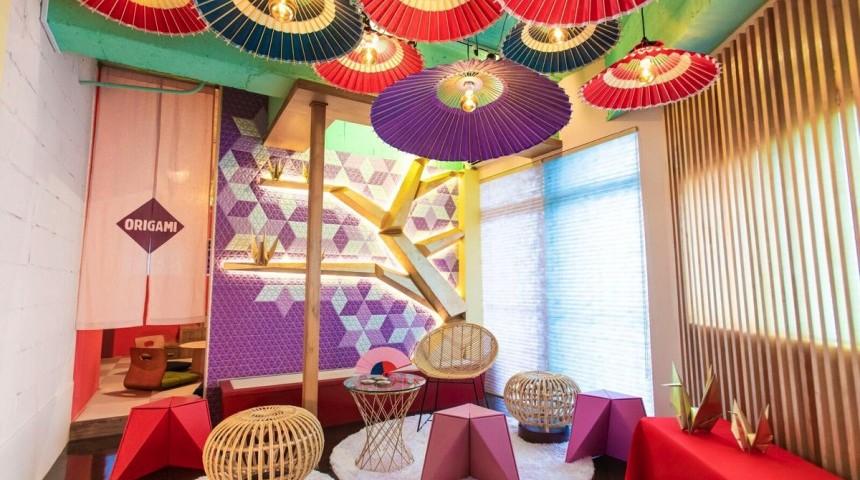 MOSHI MOSHI ROOMS: ORIGAMI