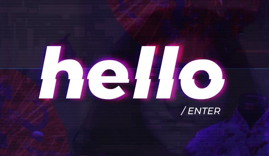 UltraSuperNew Gallery: Hello/enter
