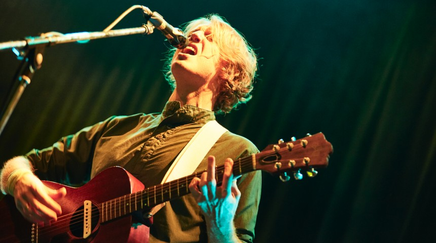 Live Review: Arcade Fire's Richard Reed Parry at WWW X