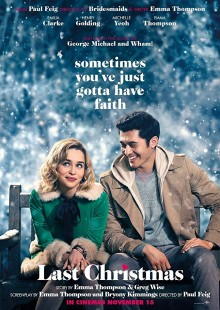Last Christmas Universal Pictures Emilia Clarke Henry Golding