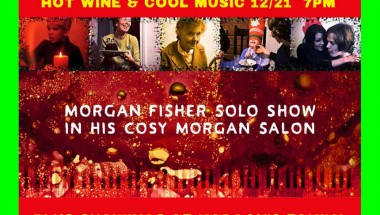 Morgan Fisher Special Christmas Concert