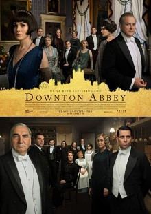 Downtown Abbey drama romance intrigue family quarrel 1920s 1930s