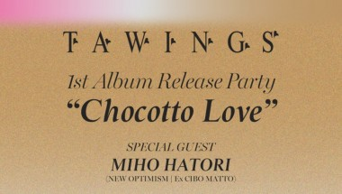 """Choccoto Love"" Tawings Album Release Party"