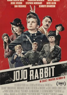 Jojo Rabbit comedy war nazi Germany fiction 2020