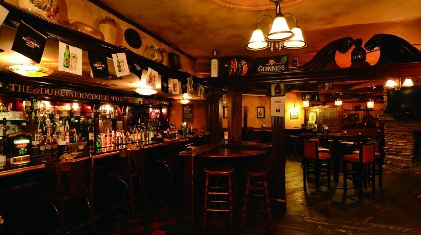 The Dubliners' Pub Crawl