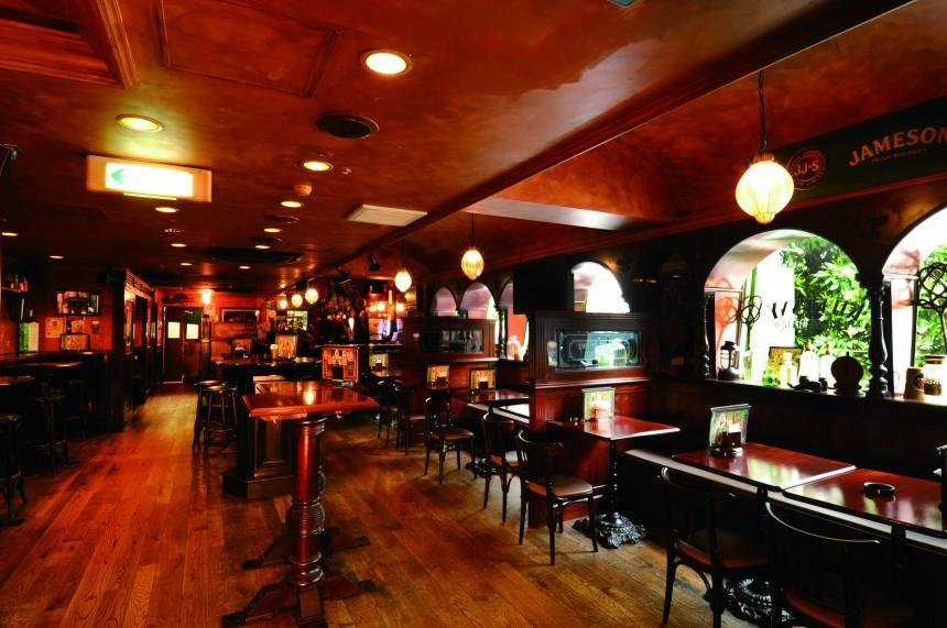 Dubliner's Pub