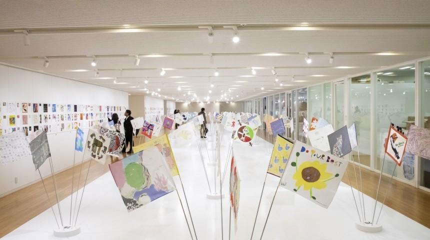 Hurray Hurray Handkerchiefs at Tokyo Midtown