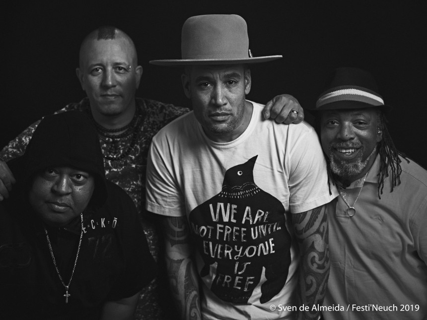 Ben Harper Interview: 'Hear Yourself More Clearly'