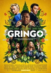 Gringo crime comedy Amanda Seyfried