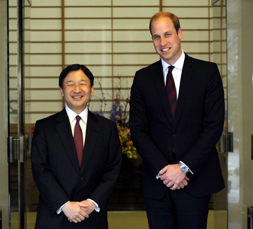 Speaking the Emperor's English A brief history of the royal family's foreign language skills