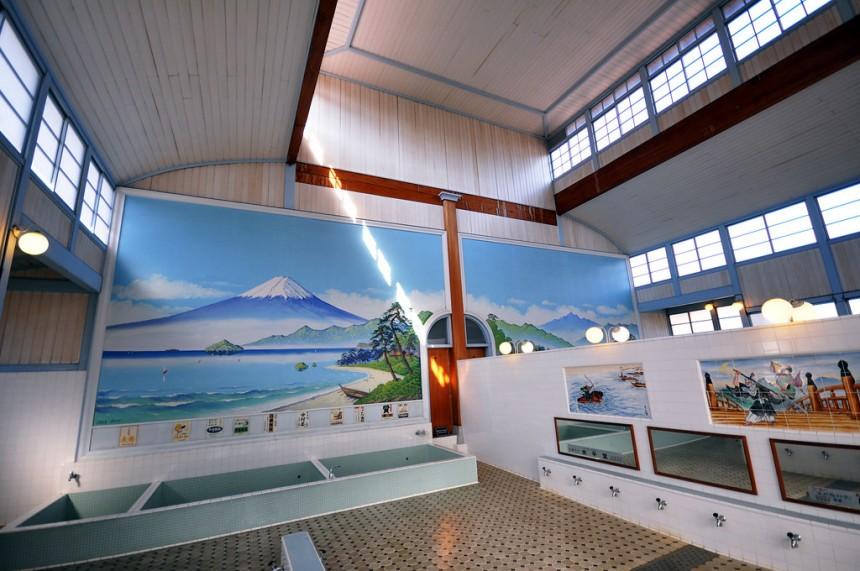 My Neighborhood Sento: Discovering Japan's bath house ritual onsen public bath