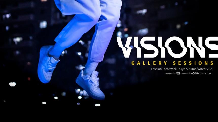 Visions, Art Gallery, Edgeof, Techonology, Shibuya, Tokyo Fashion Technology, Japan
