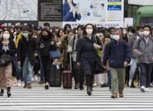 tokyo coronavirus lockdown COVID-19 government Japanese virus stay home