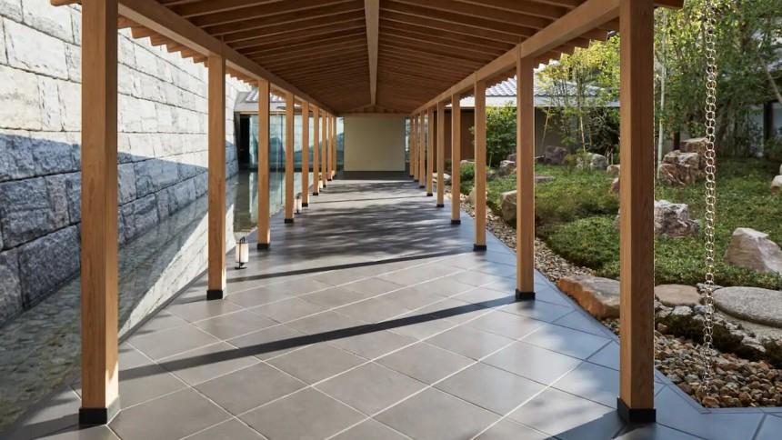 Park Hyatt, Kyoto, Corridor, Zen