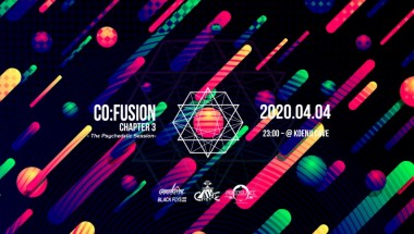 Co:Fusion Chapter 3 – The Psychedelic Session – & 3.21 ageHa ※*× reflex ×*※ at Water After Party (Psytrance/Techno)