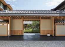Luxury guesthouse, park hyatt, kyoto