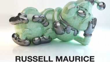 Russell Maurice Tokyo Exhibition
