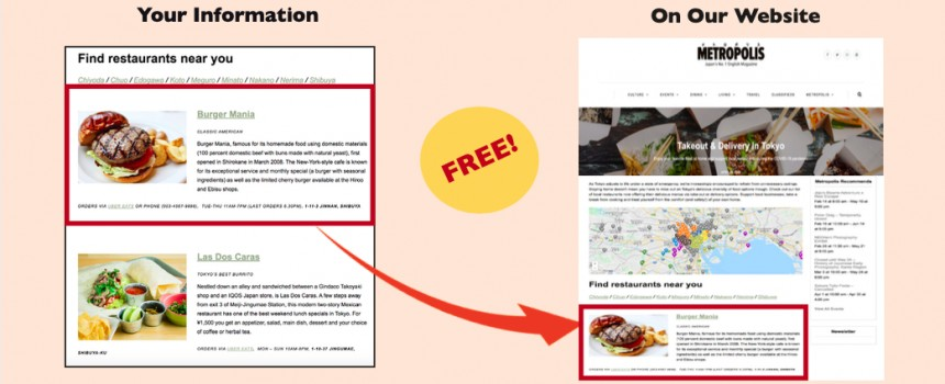 Restaurant Promotion Takeout Delivery Coronavirus