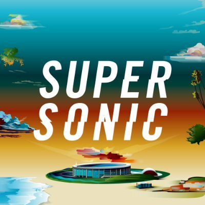 SUPERSONIC 2020 music festival tokyo japan post malone liam gallagher the 1975 rock pop house music artist