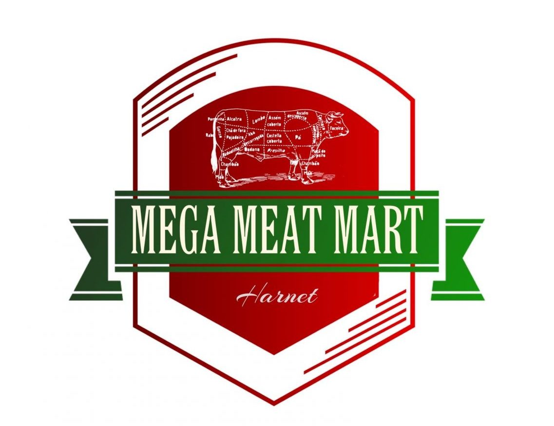 Mega Meat Mart logo