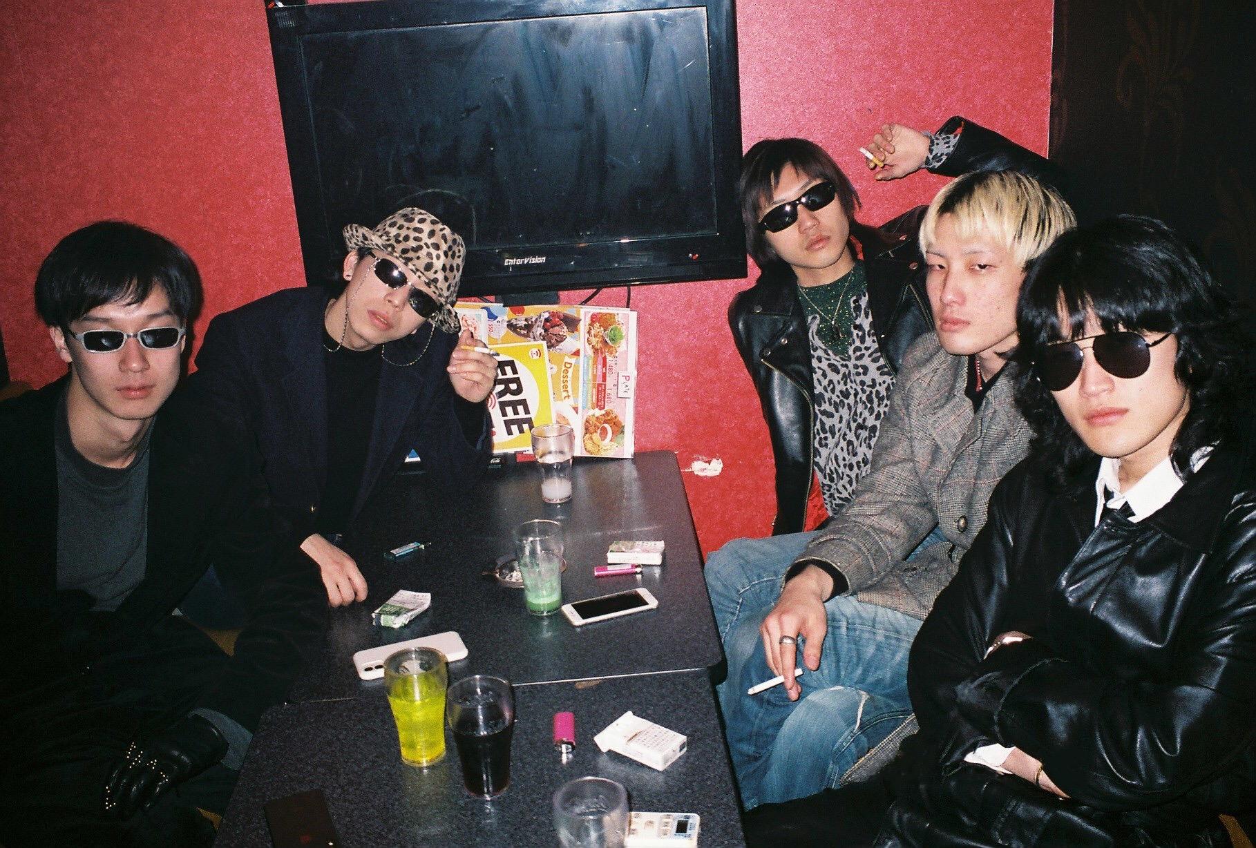 Waater rock band punk experimental three shimokitazawa karaoke spotify escapes