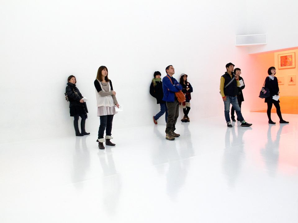 La Intimidad Cesar Ordonez Art Exhibition