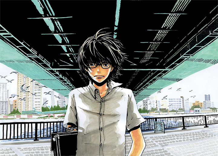 manga toshi tokyo