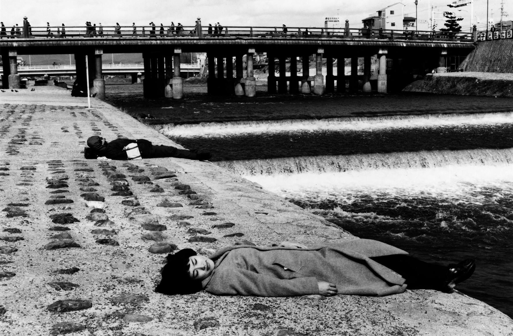 "Kai Fusayoshi ""Kamo River Wandering"""