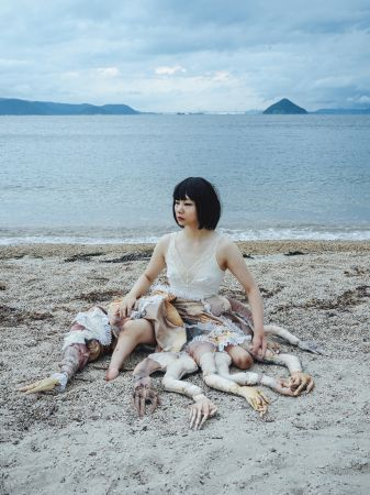 "Mari Katayama ""home again"" SHIMADAI GALLERY KYOTO"