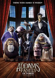 The Addams Family Animation Movies