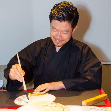 Norihito Calligraphy School shodo Metropolis Magazine Japan