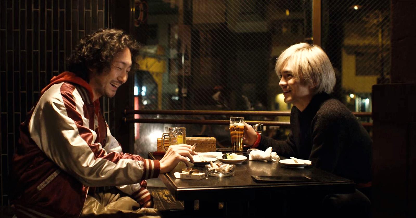 hibana-spark-english-translation-novel-manzai-comedy-naoki-matayoshi-literature-comedy