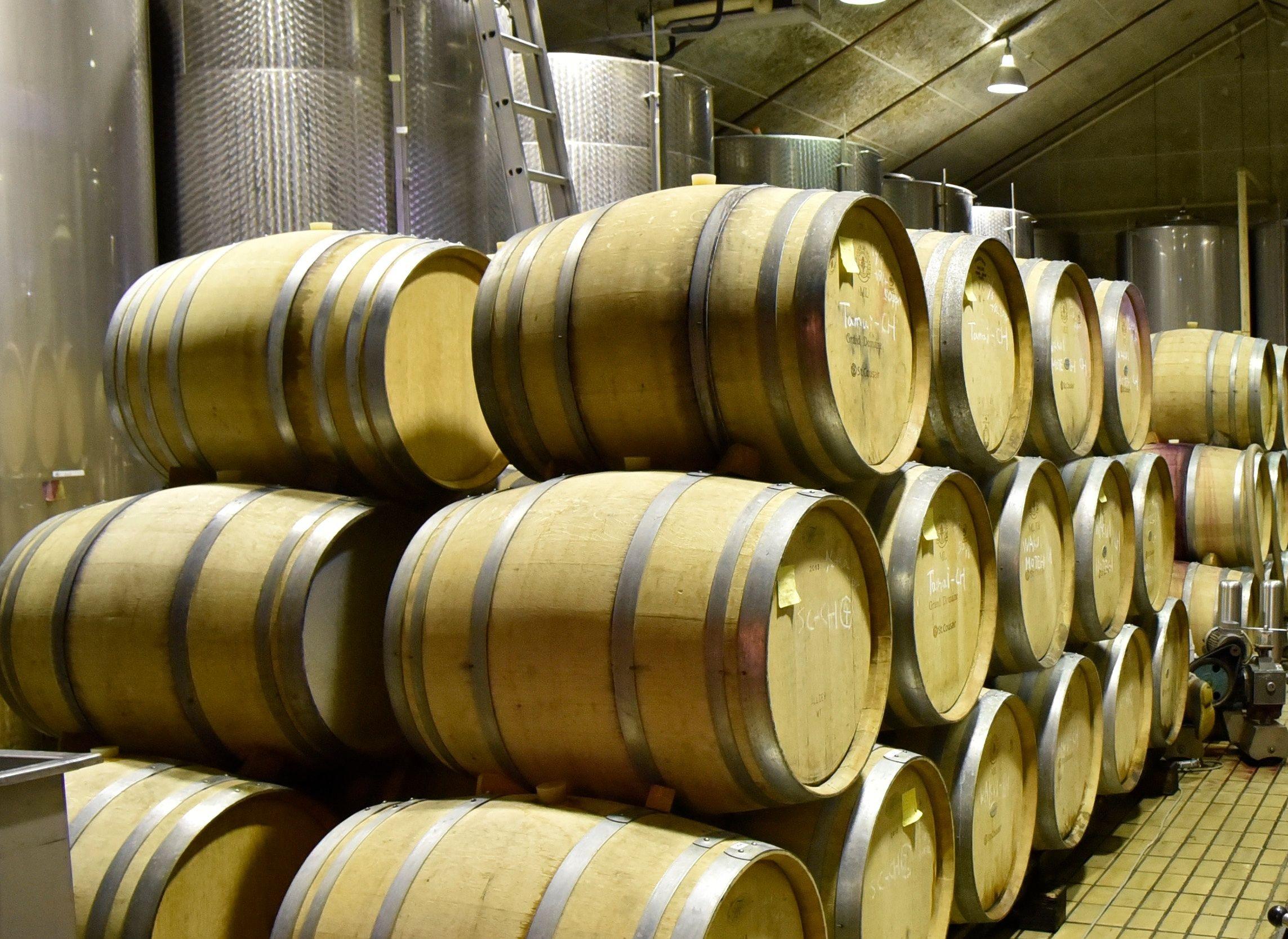 St. Cousair Winery Nagano