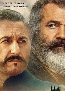 The Professor and the Madman Mel Gibson