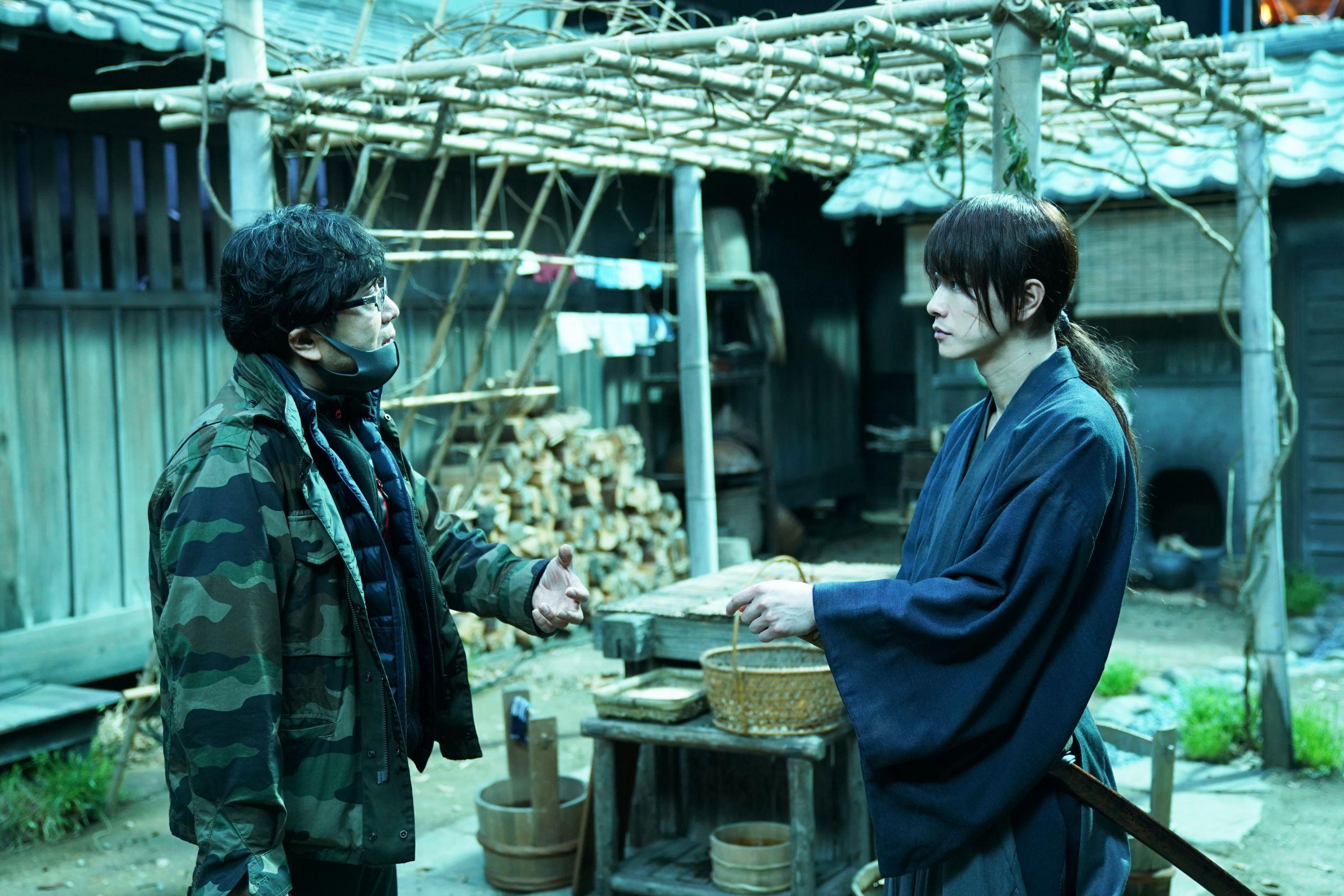 Rurouni Kenshin Keishi Otomo NHK Movie