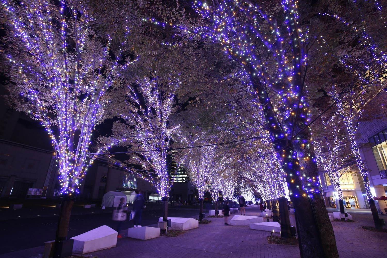 minato mirai illuminations metropolis magazine japan 2020 Christmas Illuminations in Tokyo